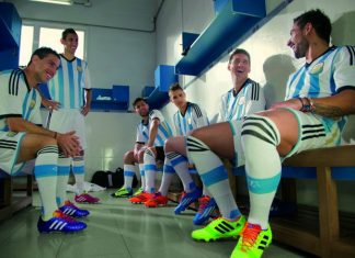 Argentina World Cup Squad 2014