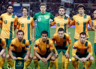 Australia World Cup Squad 2014