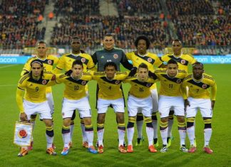 Colombia World Cup Squad 2014