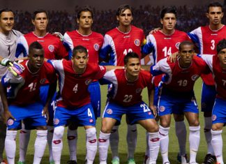 Costa Rica World Cup Squad 2014