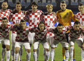 Croatia World Cup Squad 2014