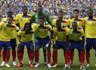 Ecuador World Cup Squad 2014
