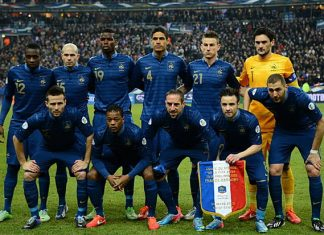 France World Cup Squad 2014