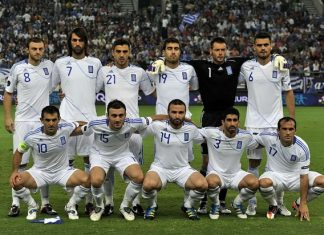Greece World Cup Squad 2014