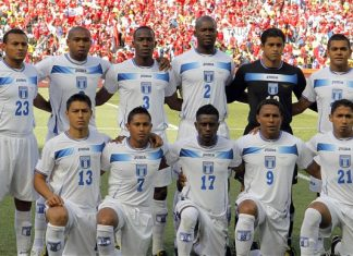Honduras World Cup Squad 2014