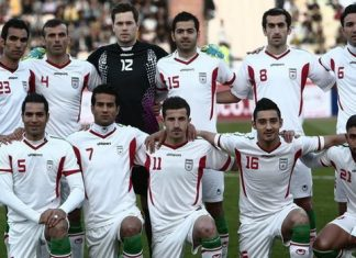 Iran World Cup Squad 2014