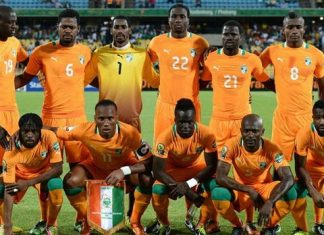 Ivory Coast World Cup Squad 2014