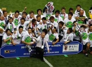 Japan World Cup Squad 2014