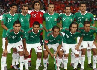 Mexico World Cup Squad 2014