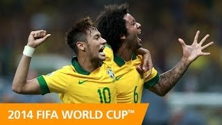 Brazil World Cup Squads