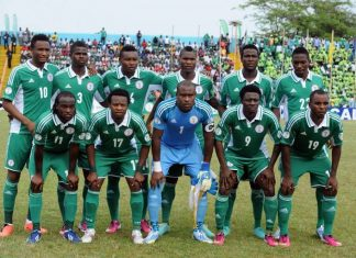 Nigeria World Cup Squad 2014