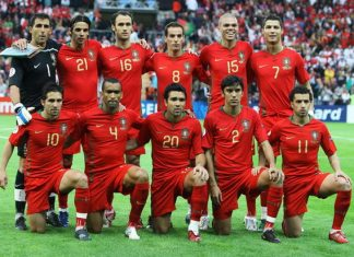 Portugal World Cup Squad 2014
