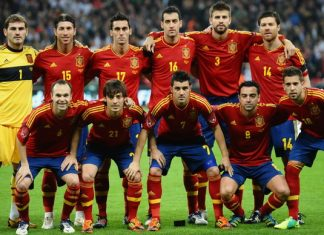 Spain World Cup Squad 2014