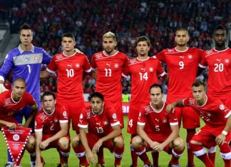 Switzerland World Cup Squad 2014