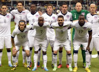 United States World Cup Squad 2014