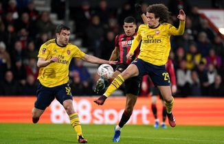 Bournemouth vs Arsenal