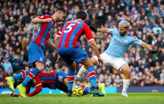 Manchester City vs Crystal Palace