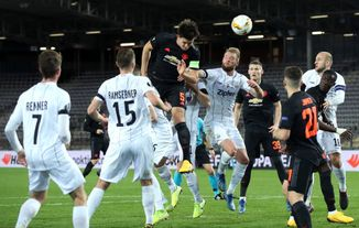 LASK Linz vs Manchester United