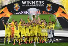 Villarreal beat Manchester United in a penalty shootout to win the Europa League
