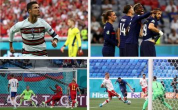 Euro 2020 Games – Pre-tournament Favourites in Action